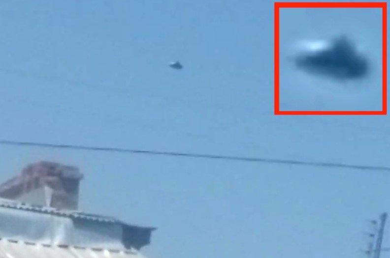 Armenia UFO