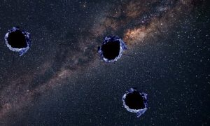 Universe bullet