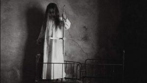 Girl scary
