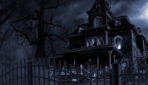 Paranormal house