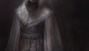 Lady ghost