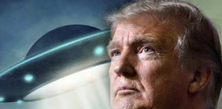 Trump UFO
