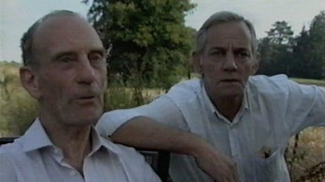 Doug Bower and Dave Chorley