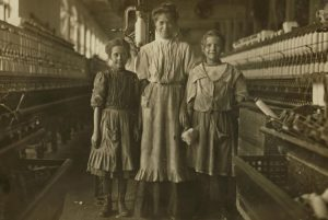Cotton Mill kids