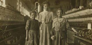 Cotton Mill kids