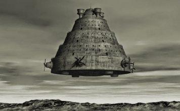 Ancient UFO