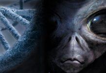 aliens dna