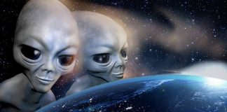 Aliens on Earth