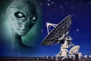 Aliens signals