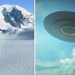 antarctica ufo