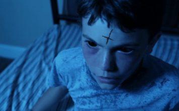 Exorcism boy