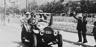 Franz Ferdinand's car