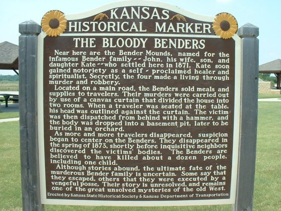 The Bloody Benders
