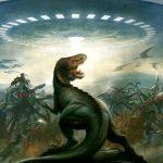 Dinosaur UFO