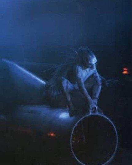 Gremlin on wing