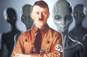 Hitler aliens