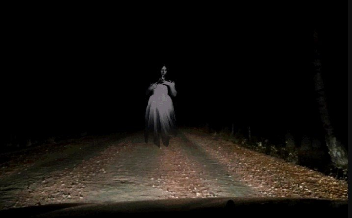Road ghost