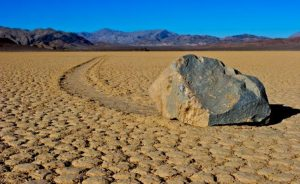 Racetrack Playa's Stones