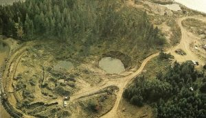 The Oak Island Money Pit