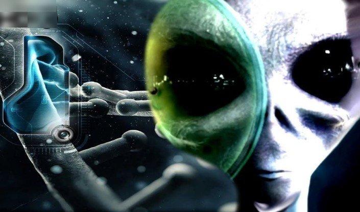 Alien genetic code