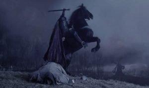 Headless Horseman Ghost