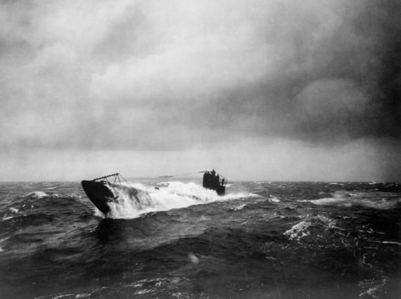 """The Iron Coffin"": The German Navy's Cursed and Haunted Submarine"