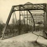 the Ridge Avenue Bridge in Dayton