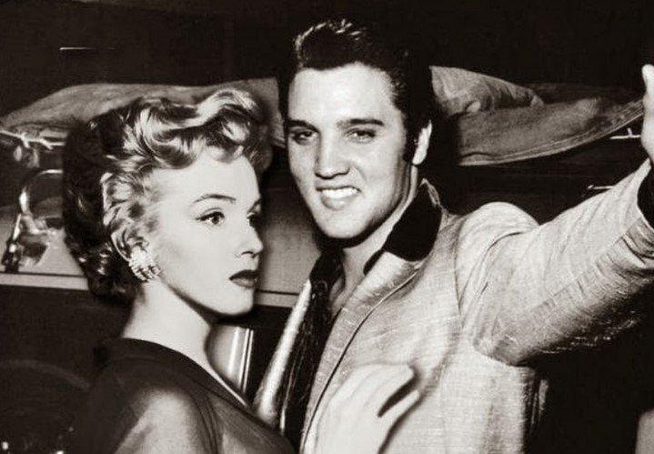 Elvis Marilyn