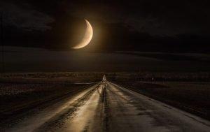 Road Moon
