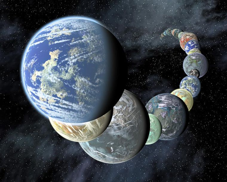 Four-dimensional Life Forms: Thoughts On Things of Other Worlds