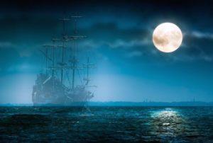 Ghost Ship Lady Lovibond