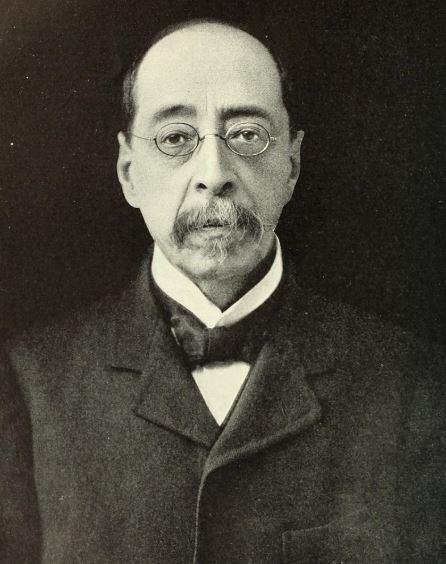 Portrait of John LaFarge
