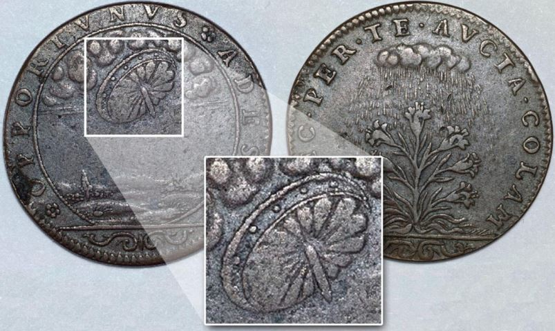 17th Century UFO Coin Remains Mystery