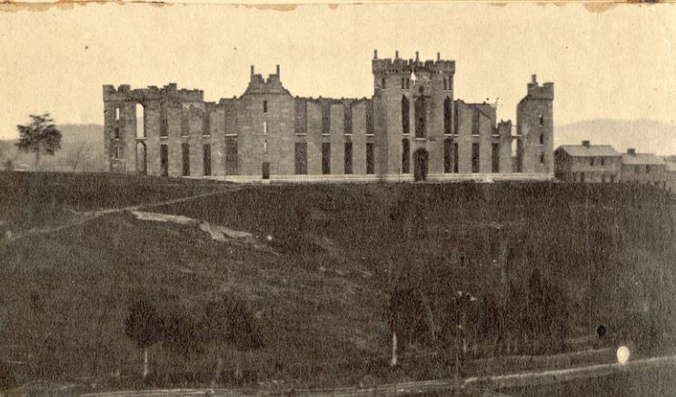 Virginia Military Institute during the Civil War