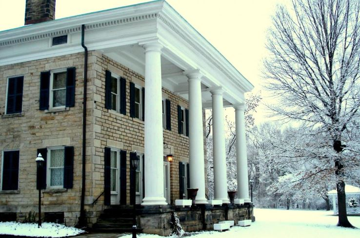 The Haunted Perkins Stone Mansion, Akron