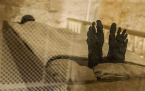 Hazel Farris mummy