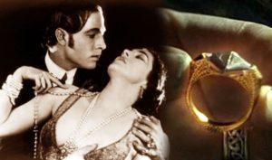 Rudolph Valentino's Cursed Ring