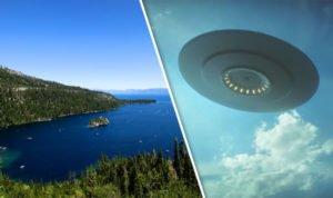 UFO lakes