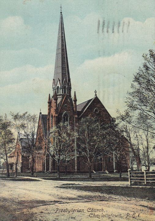 St. James Presbyterian Church