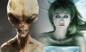 Sexual Contacts With Aliens