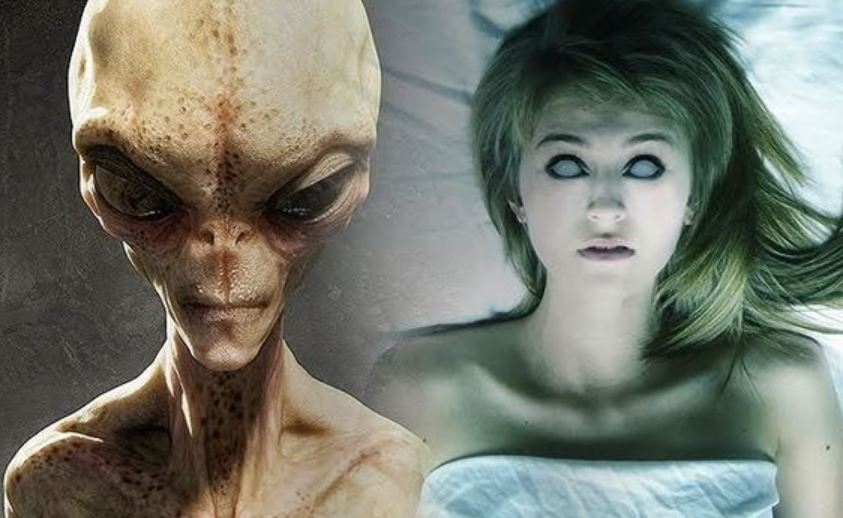 Sexual Contacts With Aliens Occur Frequently