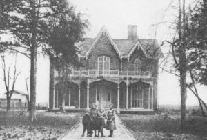 Cedarhurst Mansion and the Ghost of Sally Carter