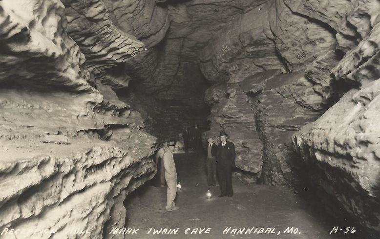 Ghost of Mark Twain Cave