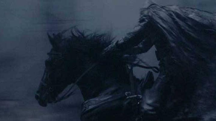 El Muerto: Headless Rider of the Texas Range