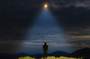 Florida Scoutmaster's Close encounter With UFO