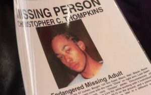 Disappearance of Christopher Thompkins
