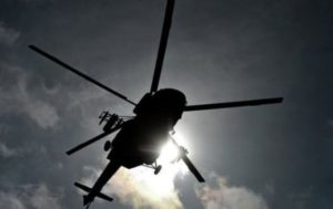 Black Helicopters conspiracy