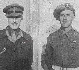 photo of G.E.Kinkaid and Professor Jordan