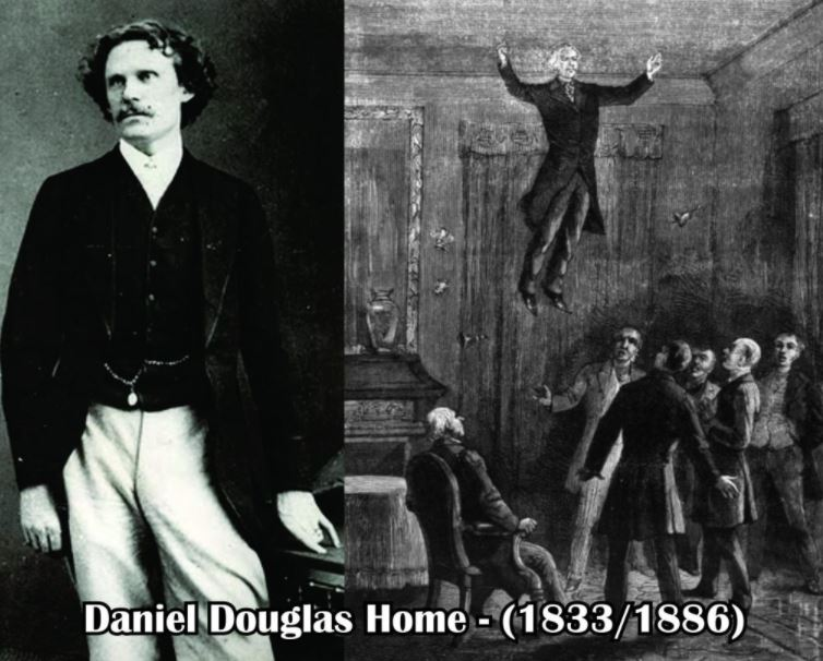 Levitation of Daniel Dunglas Home