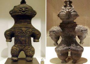Dogu Statues